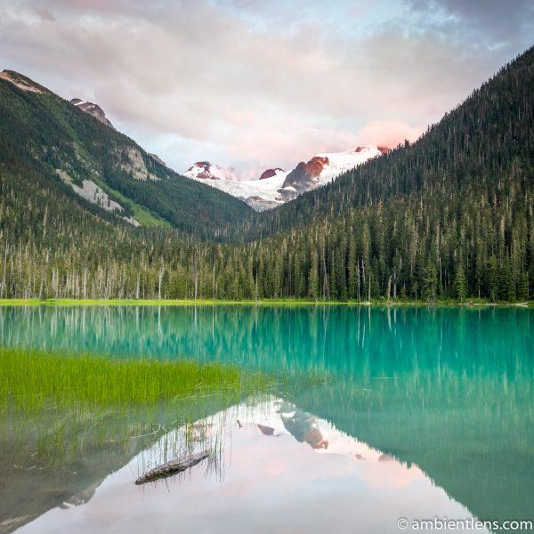 Joffre Lakes - Lower Lake 12 (SQ)