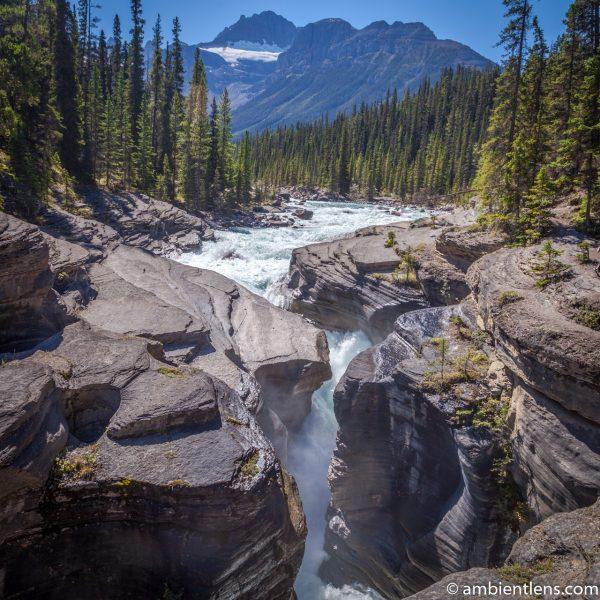Mistaya Canyon, Banff, Alberta (SQ)