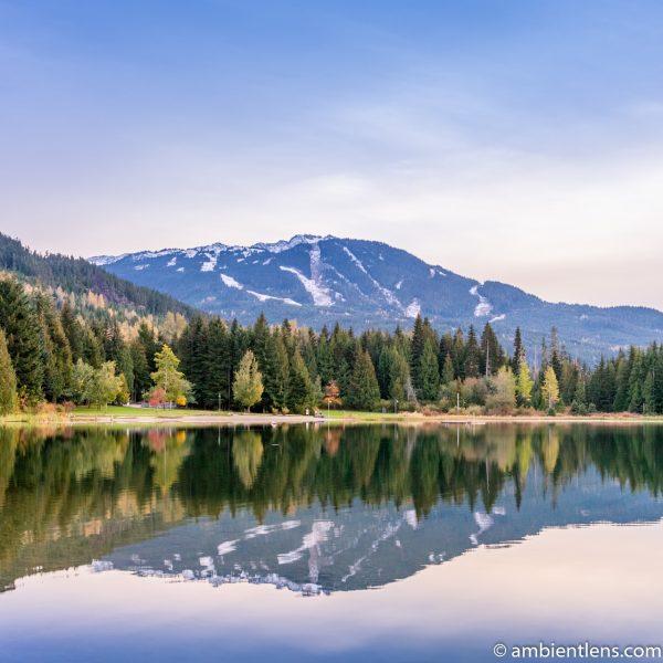 Lost Lake, Whistler, BC, Canada 1 (SQ)