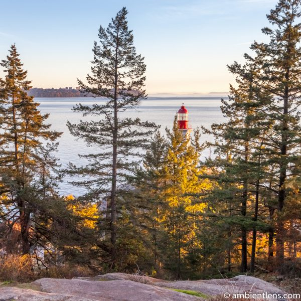 Point Atkinson Lighthouse Park, West Vancouver, BC (SQ)