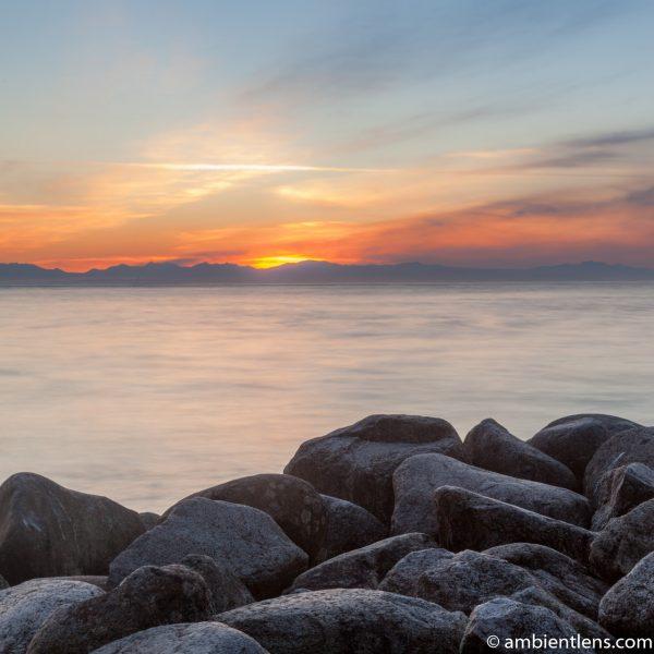 Big Rocks at Acadia Beach, Vancouver, BC 6 (SQ)