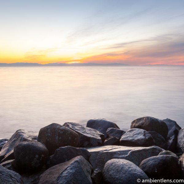 Big Rocks at Acadia Beach, Vancouver, BC 7 (SQ)
