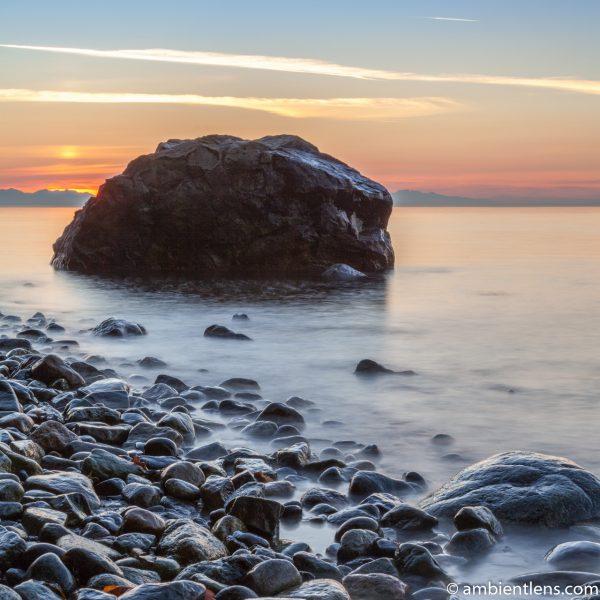 Big Rocks at Acadia Beach, Vancouver, BC 8 (SQ)