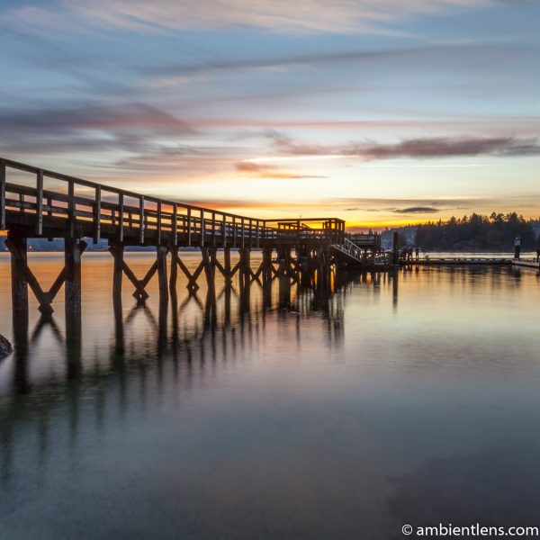The Dock at Belcarra Regional Park, Anmore, BC 4 (SQ)