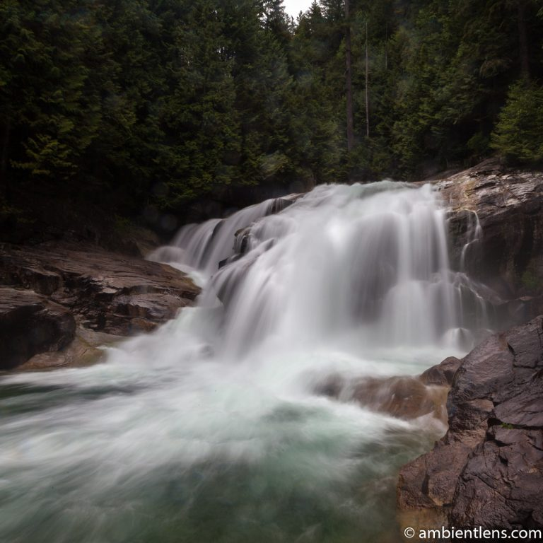 Gold Creek Falls, Maple Ridge, BC 1 (SQ)