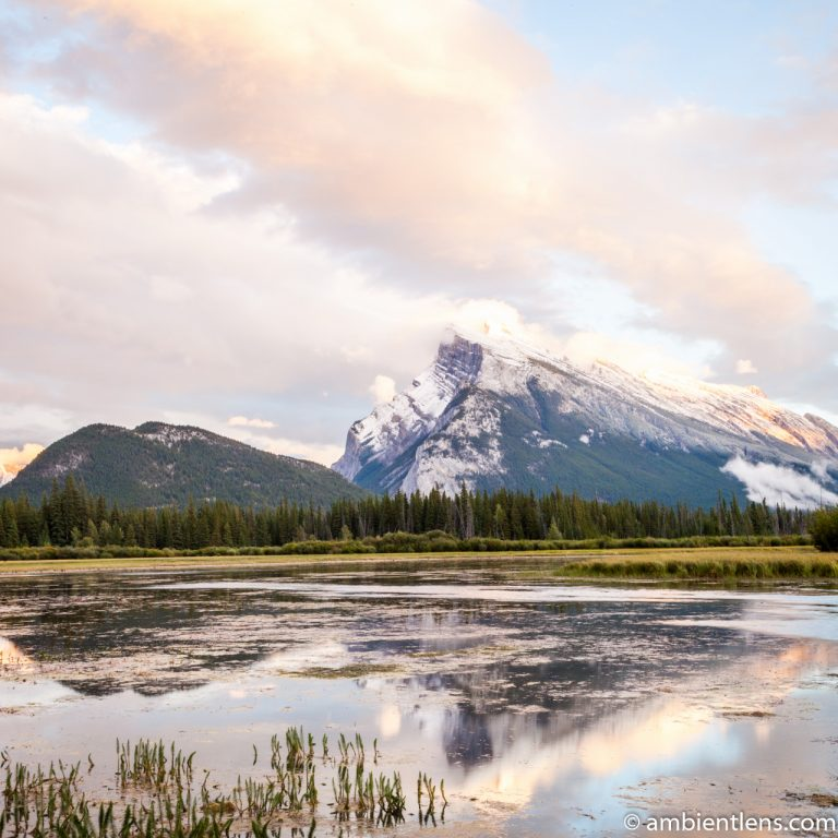 Mount Rundle, Banff, Alberta 1 (SQ)
