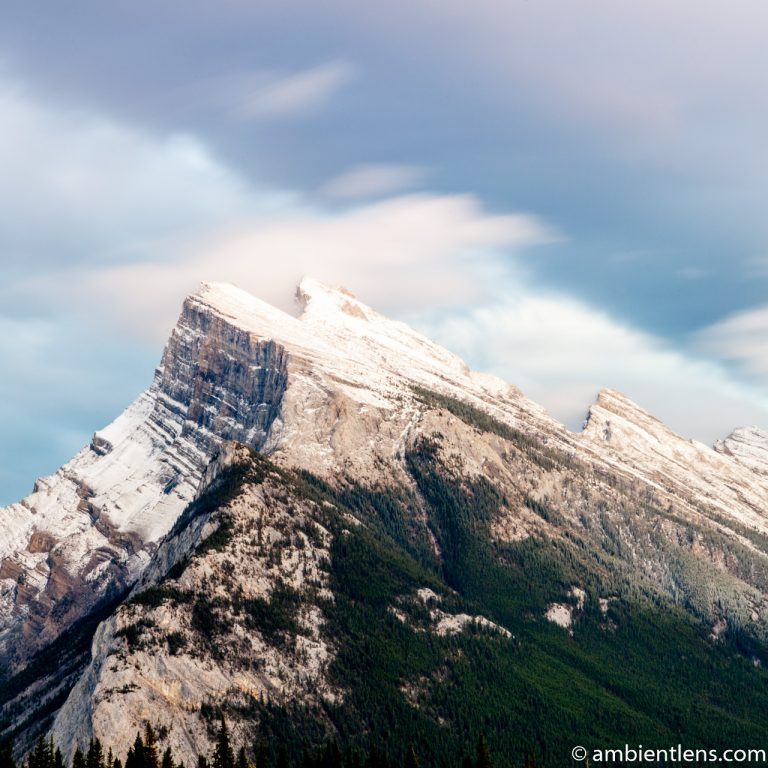 Mount Rundle, Banff, Alberta 5 (SQ)