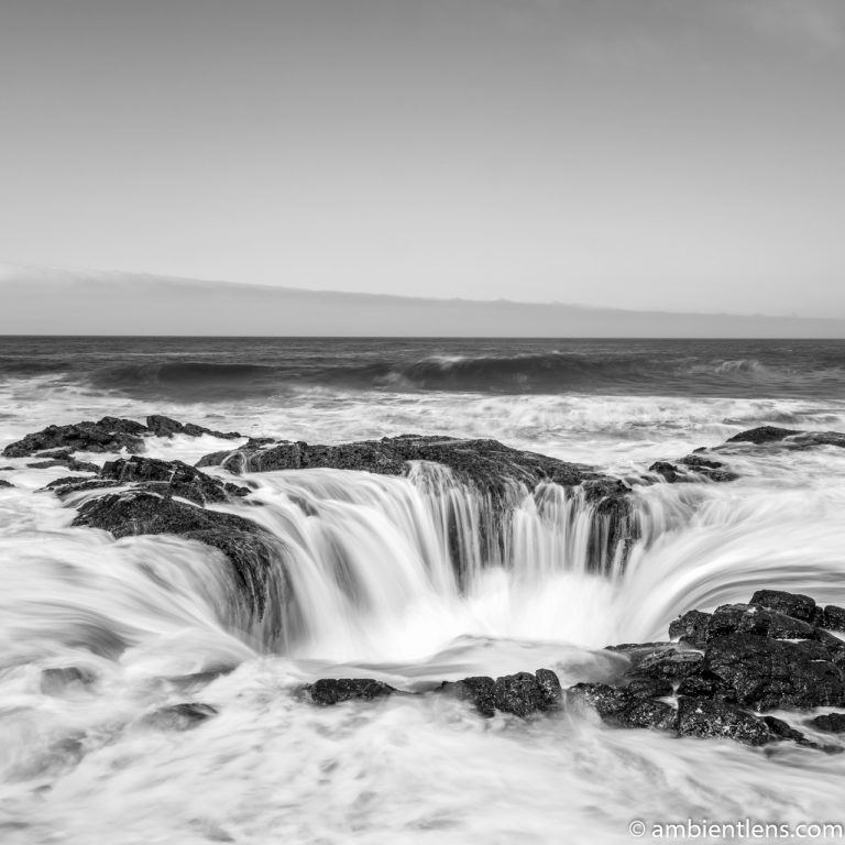 Thor's Well 2 (BW SQ)