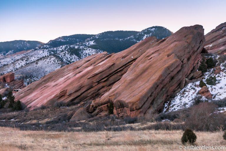 Red Rocks in Morrison, Colorado