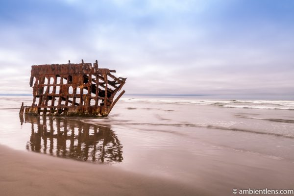 The Peter Iredale Shipwreck 2