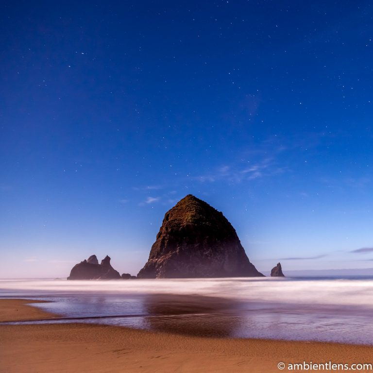 Haystack Rock Under the Stars 2 (SQ)
