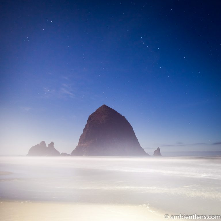 Haystack Rock Under the Stars 4 (SQ)